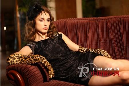 梵妮天汇女装,演绎中西结合的时尚魅惑