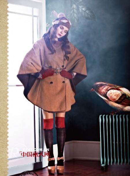 深圳市首届十大知名品牌--TITI时尚女装