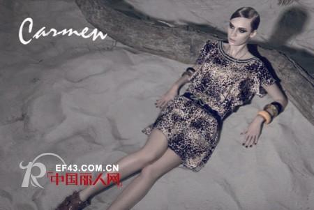 CARMEN品牌女装2011春夏系列 只属于你的曼妙之旅