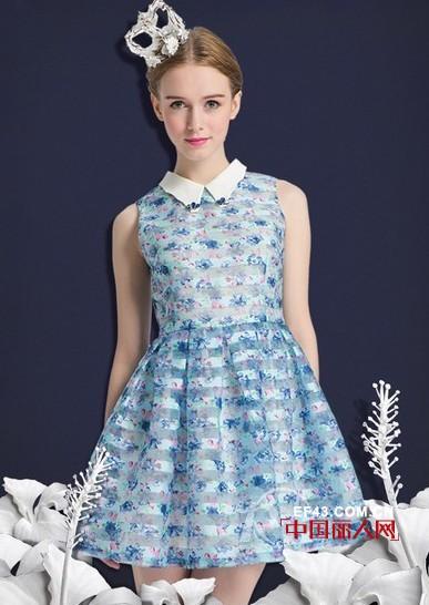 什么是欧根纱面料 欧根纱连衣裙要怎么搭配