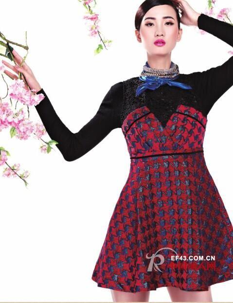 NE俪思2014秋装来袭,每位时尚女性都值得拥有的品牌