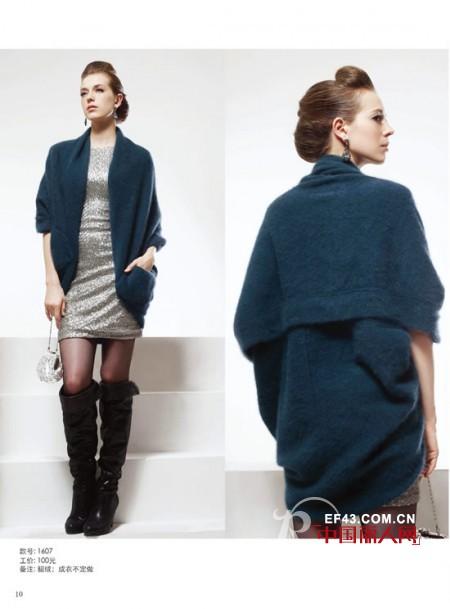 鄂之恋羊毛衫温暖护航  打底单穿皆时尚