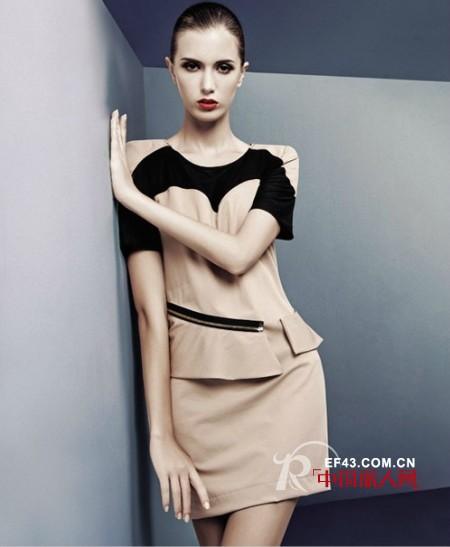 歌品牌女装 流露出不同凡响的女性魅力