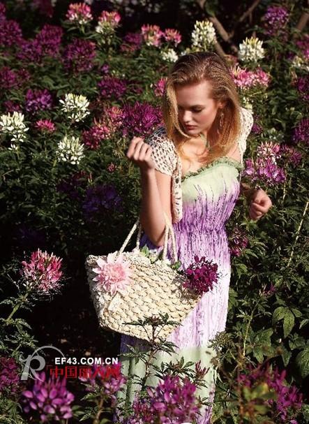 安琪蒙莉莎女装  碎花当道全新打造夏日小清新