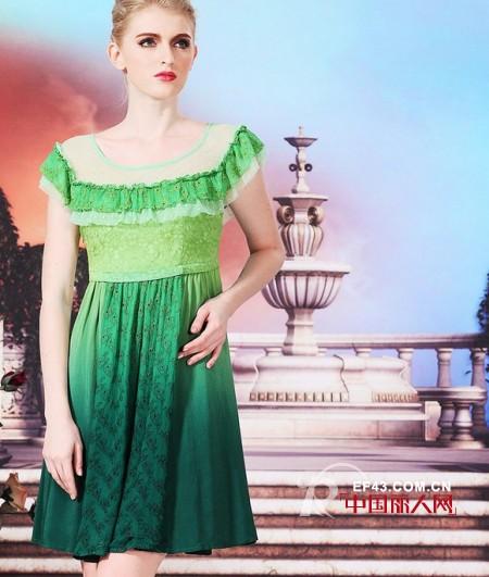 欧魅赛尔品牌女装与这个季节一起见证你的美