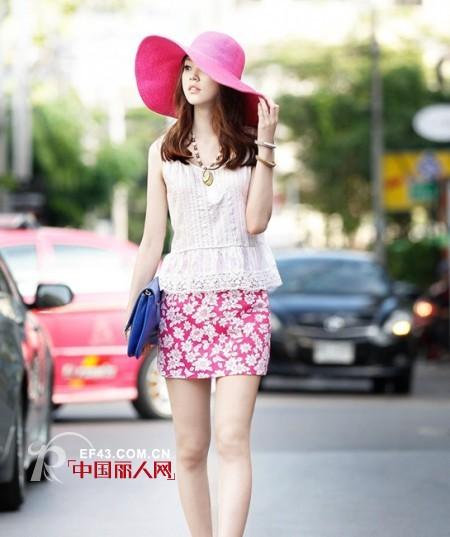 艾米塔时尚女装  散发江南水乡的清新气息
