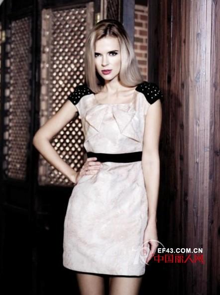 欧魅赛尔女装2012春夏新品 华丽的优雅