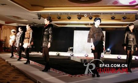 保时霓POSSNEY品牌女装2012秋冬产品发布会圆满成功