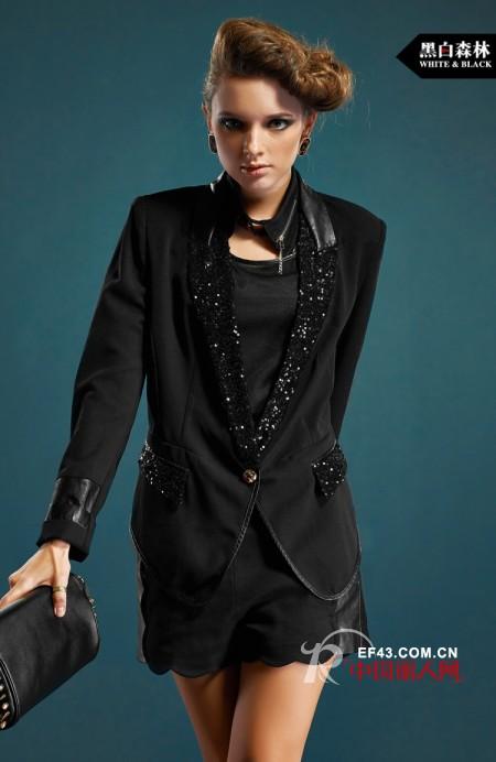 典娅个性女装  感受时尚带来的无尽畅快心情