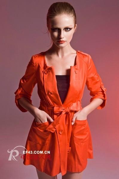 表达自由浪漫的时尚 BAVADIA百媛女装