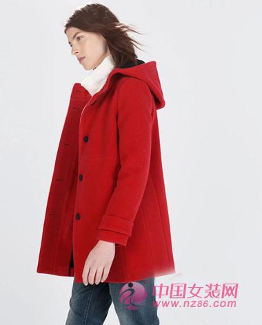 ZARA最新造型画册 2014秋冬女装流行趋势 (图3)