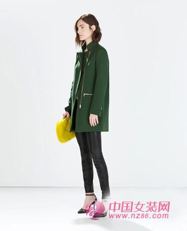 ZARA最新造型画册 2014秋冬女装流行趋势 (图5)