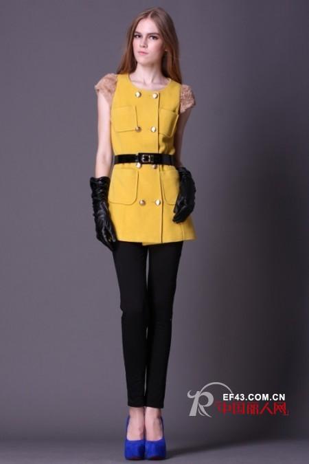 维妮裳-WENUS时尚女装  流露自然迷人的内在气质