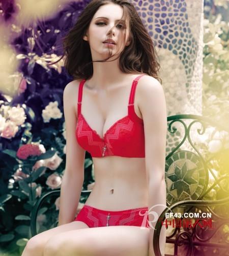戴博蓝内衣:用爱编织美丽  让女人由内而外的丰满