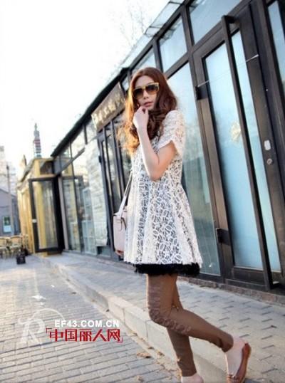 雅戈美黛演绎活跃在时尚都市里的新一代女性形象