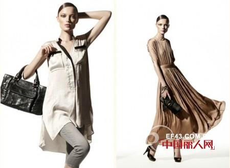 INSUN恩裳  为独立、自信的精英女性而设计的高端女装