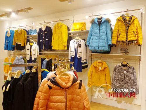 淑女时代女装湖南岳阳新店开业 开业仅2日销售业绩超3.5万