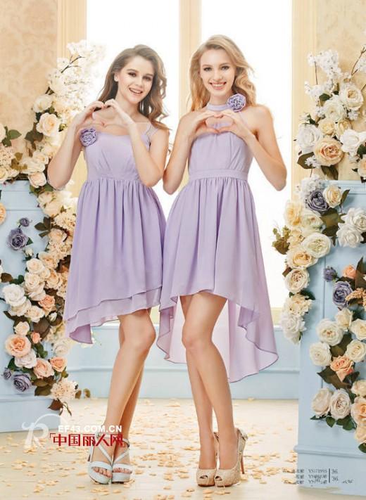 甜蜜婚礼季你的伴娘装穿对了吗  伴娘穿什么衣服好