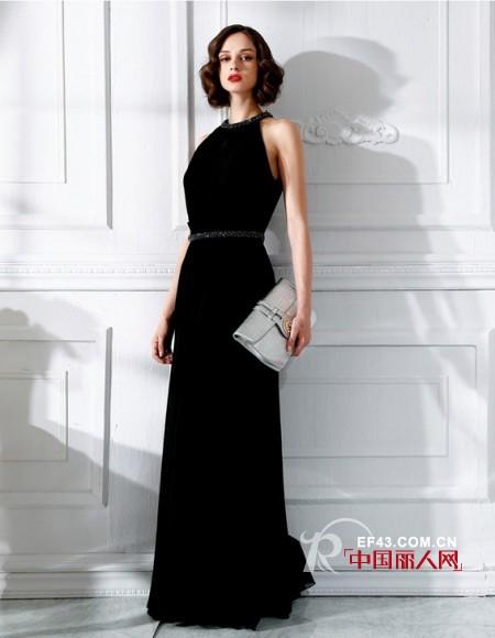 酒会礼服裙  过年聚会穿的裙子