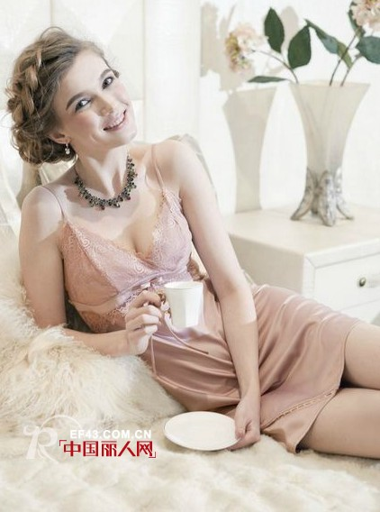 米娅美家居服  让您更优雅,让家更浪漫