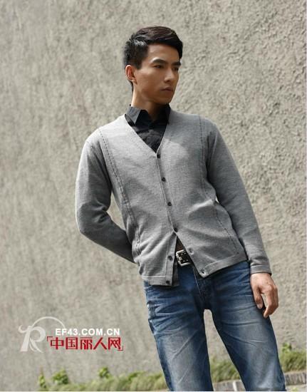 NABABO杰帝男装 专为城市新贵量身打造的时装品牌