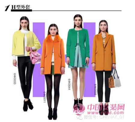 蔻拉2014冬季系列教你寻找属于你的廓形外套(图1)