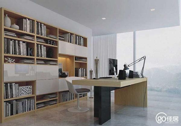 定做书柜有哪些优势