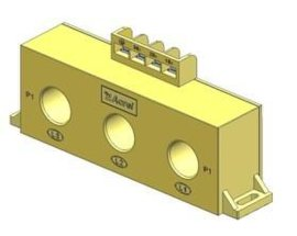 External Triple Current Transformer (AKH-0.66/Z)