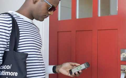 August smart lock hands-on experience: smart and convenient, reasonably priced
