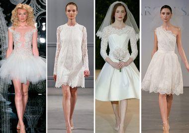 2014春夏婚纱流行的六个要点(图2)