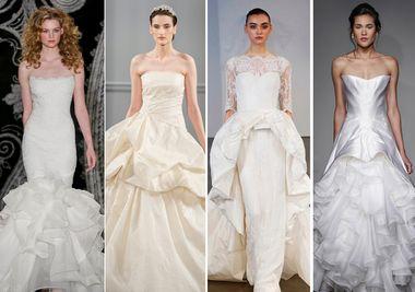 2014春夏婚纱流行的六个要点(图3)