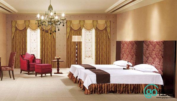 酒店家具特点及材质