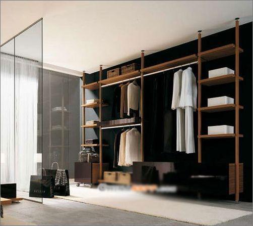 现代简约风格 行走在衣柜市场时尚前沿