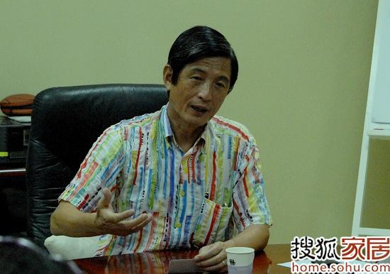 运时通家具集团董事长 陈燕木