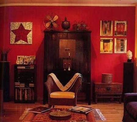 Feng Shui must know seven kinds of home Feng Shui taboo color