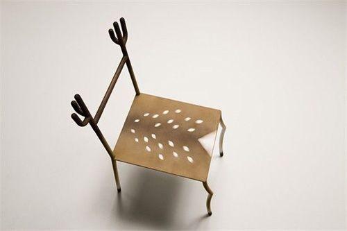Little deer bambi chair