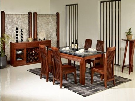 Solid wood furniture enters the era of consumer brands Impression tiger spots set off the 2012 popular style