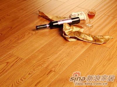 红檀楿拉克斯1517系列HS-FD04实木地板