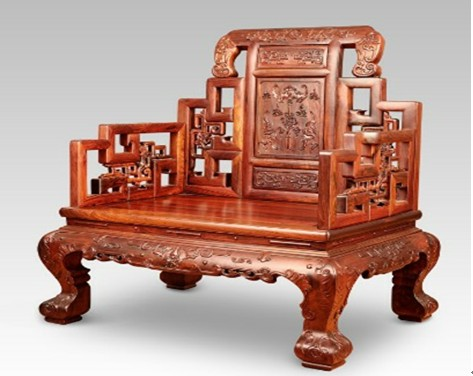China's largest mahogany furniture second-hand trading center opened""