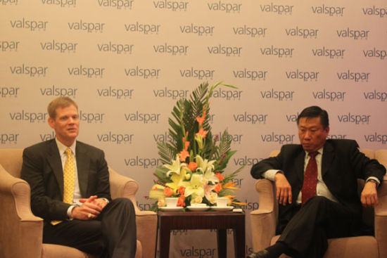 Interview: Valspar Coatings Managing Director and President, Asia Pacific