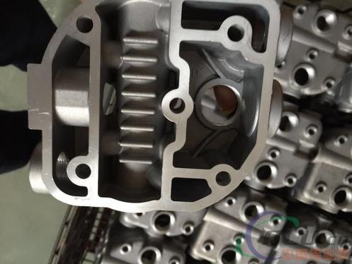 盖铝铸件:质量轻 耐腐蚀