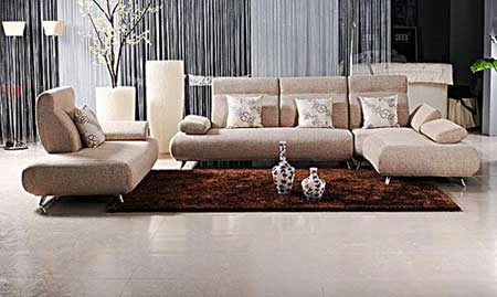 How to put the living room accessories for you is better