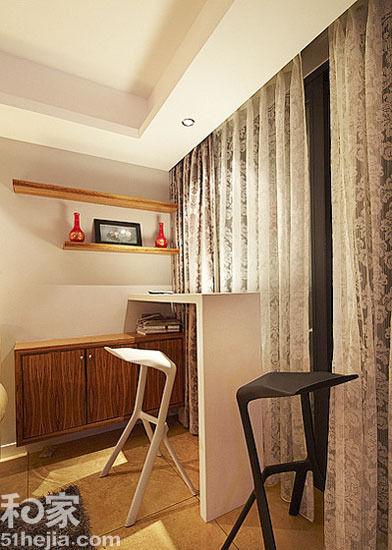 Modern minimalist two bedroom decoration young couple sweet wedding room