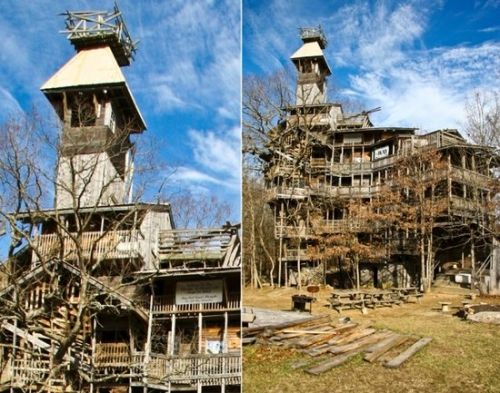 "A look at the most ""crazy"" houses in the world"
