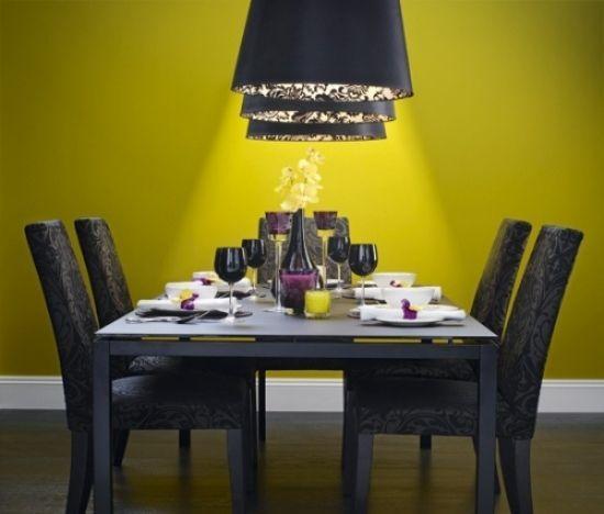 色彩控的盛宴 16款色彩艳丽的餐厅设计