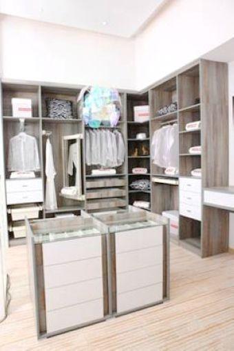 Lauka Wardrobe Sharining Blue Cloakroom Series