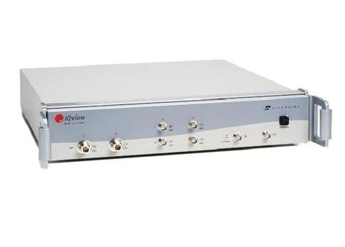 Use advanced signal analysis techniques to determine the source of WLAN transmitter degradation ...