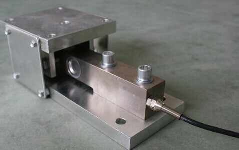 Stainless steel riot weighing module