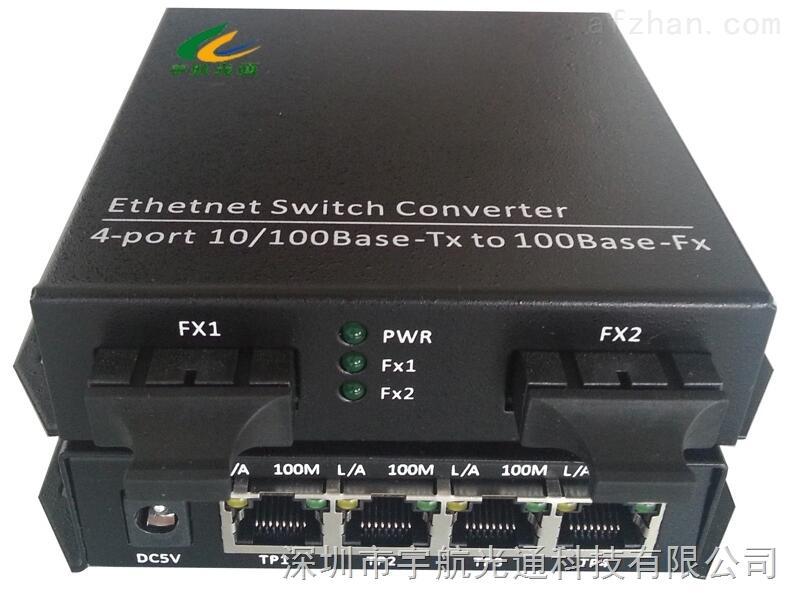 High-definition network optical transceiver