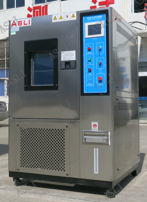 High and low temperature aging box